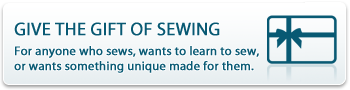 Gift Card - Gift the Gift of Sewing
