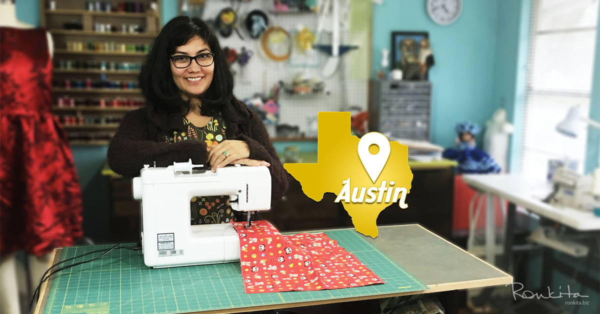 Your Sewing Destination in Austin