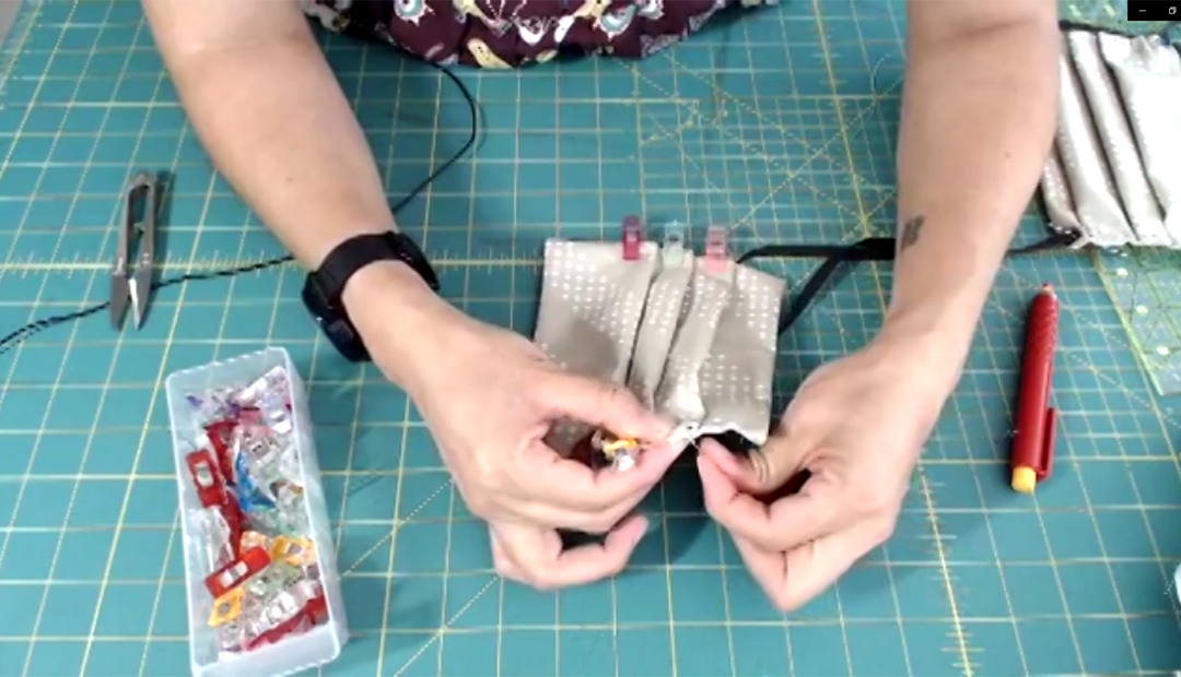 Learn How to Make a Face Mask Without a Sewing Machine